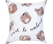 Poszewka na poduszkę Croissant od Kery Till