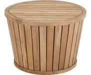 Stolik pomocniczy ogrodowy z drewna tekowego Circus