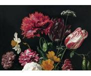 Fototapeta Golden Age Flowers