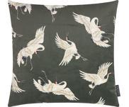 Poszewka na poduszkę z aksamitu Kraniche