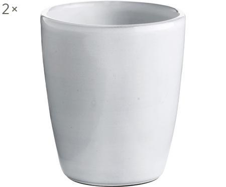 Kubek z ceramiki Haze, 2 szt.