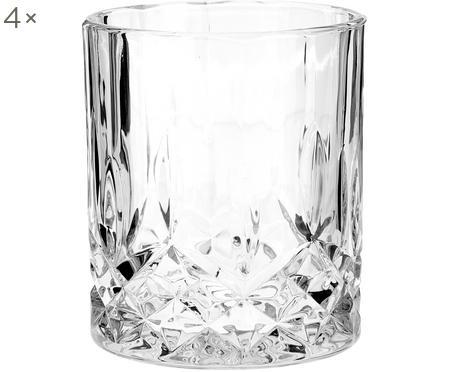 Szklanka do whiskey George, 4 szt.