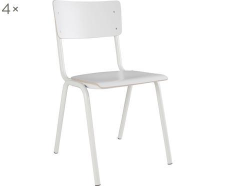 Krzesło Back to School, 4 szt.