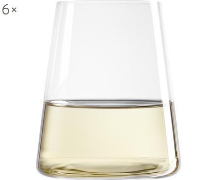 Kryształowa szklanka Power, 6 szt.
