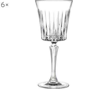 Kryształowy kieliszek do białego wina Timeless, 6 szt.