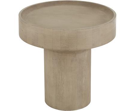 Stolik pomocniczy z drewna mangowego Benno