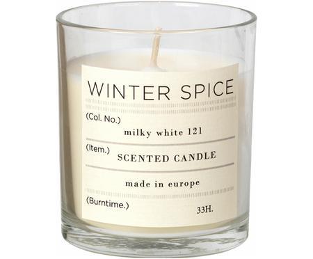 Świeca zapachowa Winter (cynamon)