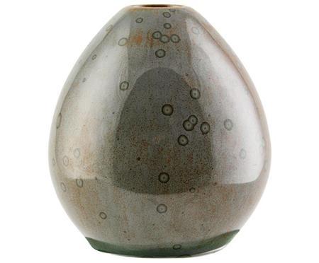 Mały ręcznie wykonany wazon z kamionki Baby