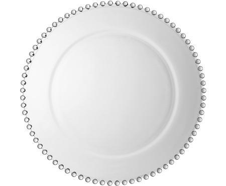 Podstawka pod talerz ze szkła Perles