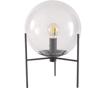Mała lampa stołowa ze szkła Alton