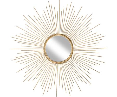Okrągłe lustro ścienne Ella