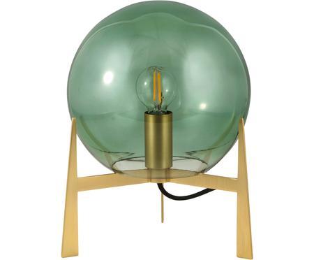 Mała lampa stołowa ze szkła Milla
