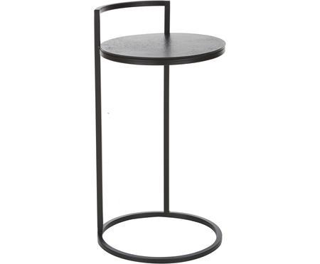 Okrągły stolik pomocniczy z metalu Circle