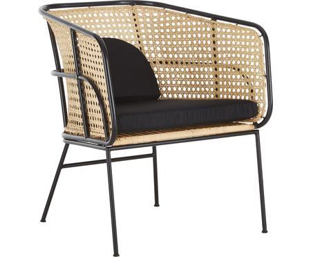 Krzesło z plecionką wiedeńską Merete