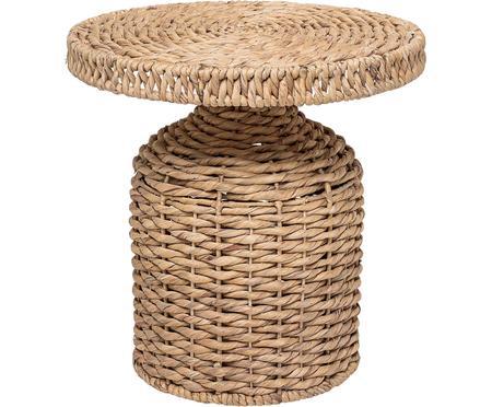 Okrągły stolik pomocniczy z rattanu Camo