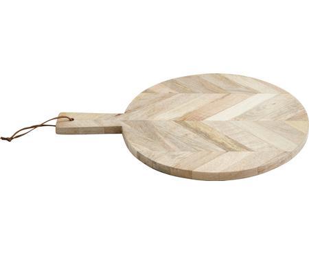 Deska do krojenia z drewna mangowego Herringbone