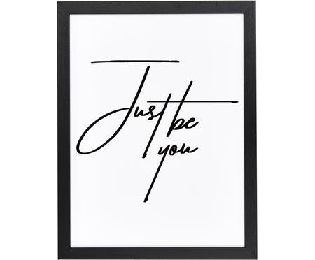 Oprawiony druk cyfrowy Just be You