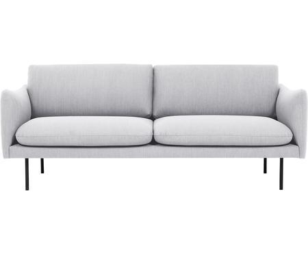 Sofa z metalowymi nogami Moby (2-osobowa)