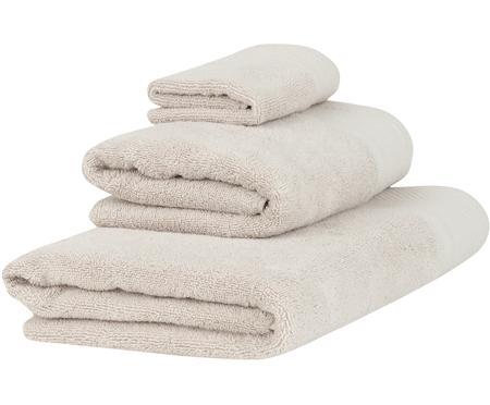 Komplet ręczników Premium, 3 elem.
