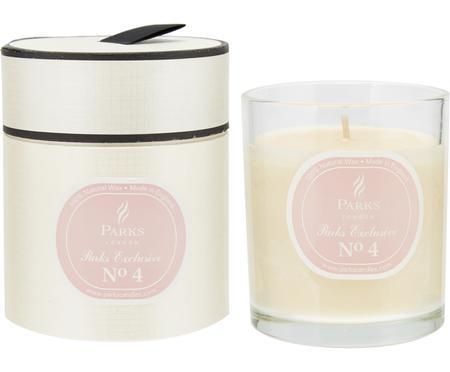 Świeca zapachowa Exclusive nr 4 (kwiaty i wanilia)