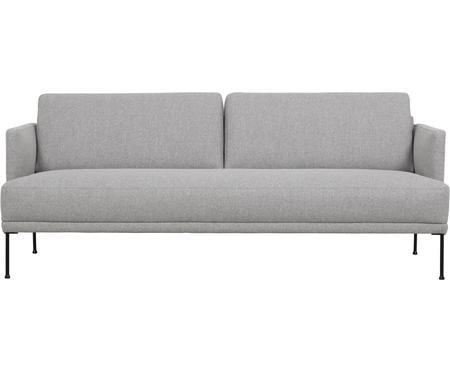 Sofa z  metalowymi nogami Fluente (3-osobowa)