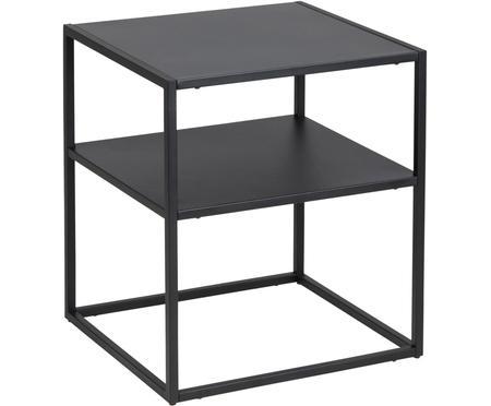 Stolik pomocniczy z metalu Newton