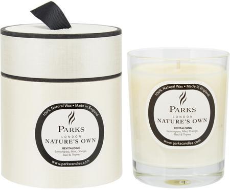 Świeca zapachowa Revitalising Spa ( mięta, cytrusy i tymianek)