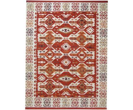 Ręcznie tkany kilim z wełny Ria