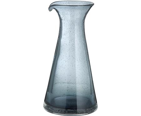 Karafka ze szkła dmuchanego Bubble, 800 ml