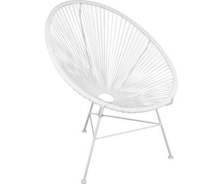 Fotel wypoczynkowy ze splotu z tworzywa sztucznego Bahia