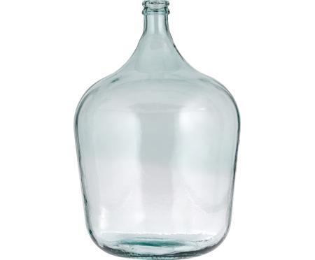 Wazon podłogowy ze szkła z recyklingu Beluga