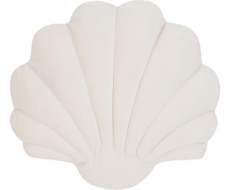 Poduszka z aksamitu Shell