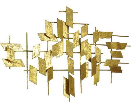 Dekoracja ścienna z metalu XL Tara