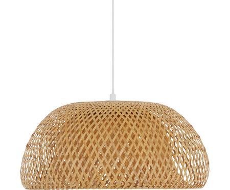 Lampa wisząca z drewna bambusowego Eden
