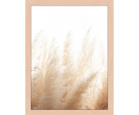 Oprawiony druk cyfrowy Pampa Grass