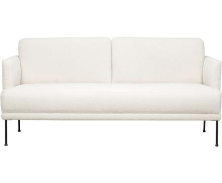 Sofa z metalowymi nogami Teddy Fluente (2-osobowa)