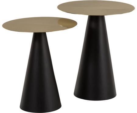 Komplet stolików pomocniczych Zelda, 2 elem.
