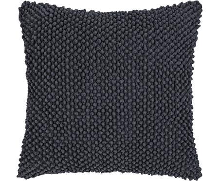 Poszewka na poduszkę z widoczna strukturą Indi