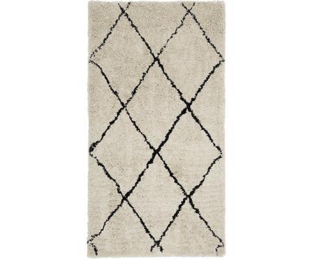 Puszysty ręcznie tuftowany dywan Naima