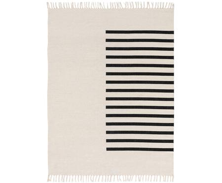 Ręcznie tkany dywan z wełny Neo