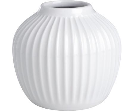 Mały ręcznie wykonany wazon Hammershøi