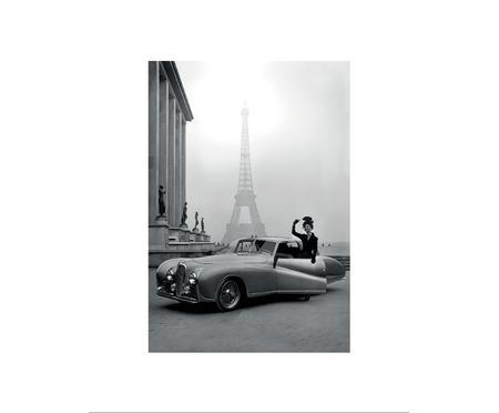 Oprawiony druk cyfrowy France 1947