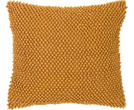 Poszewka na poduszkę z wypukłym wzorem Indi