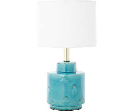 Lampa stołowa z ceramiki Cous