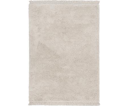 Puszysty dywan z wysokim stosem z frędzlami Dreamy