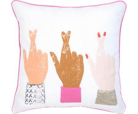 Poszewka na poduszkę Hands od Kery Till