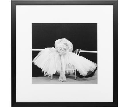 Oprawiony druk cyfrowy Ballerina