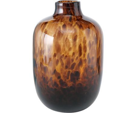 Wazon ze szkła Leopard