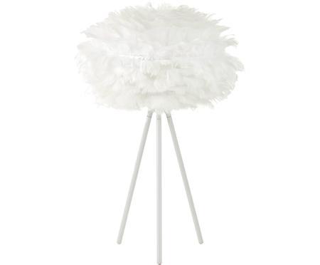 Duża lampa stołowa z piór Eos