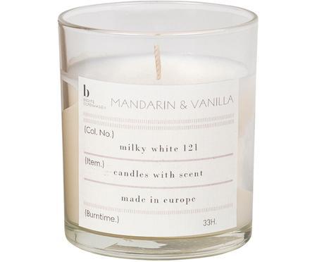 Świeca zapachowa Mandarin (mandarynka, wanilia)